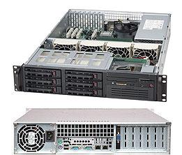 LifeCom Super CSE-822T-400LPB E3-1200v3