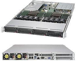 SuperServer Intel® Xeon® processor E5-2600 v3