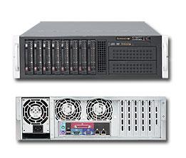 Supermicro Z420 Rack 3U X9 Workstation E5-1620v2