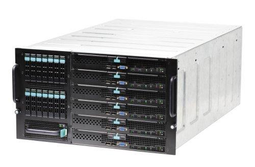 INTEL® MODULAR SERVER Quad Core E5620, 2.4GHz